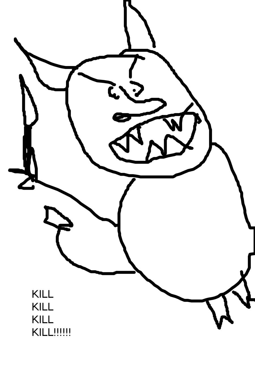 Scribble2KILL