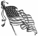 bwamericanflag