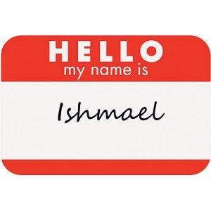 nameishmael