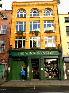 the-winding-stair-dublin