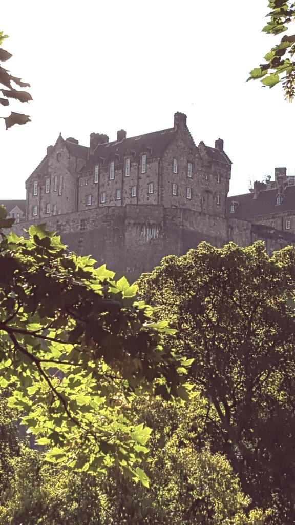 Edinburgh Castle, In Yo' Face