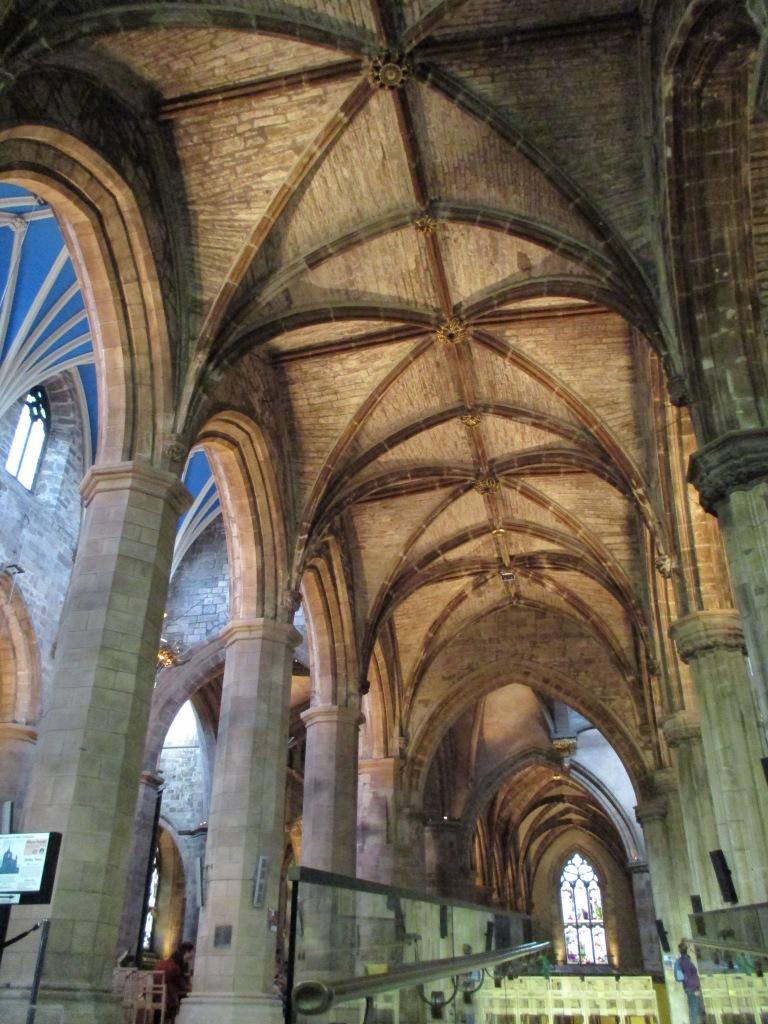 Interior, St. Giles