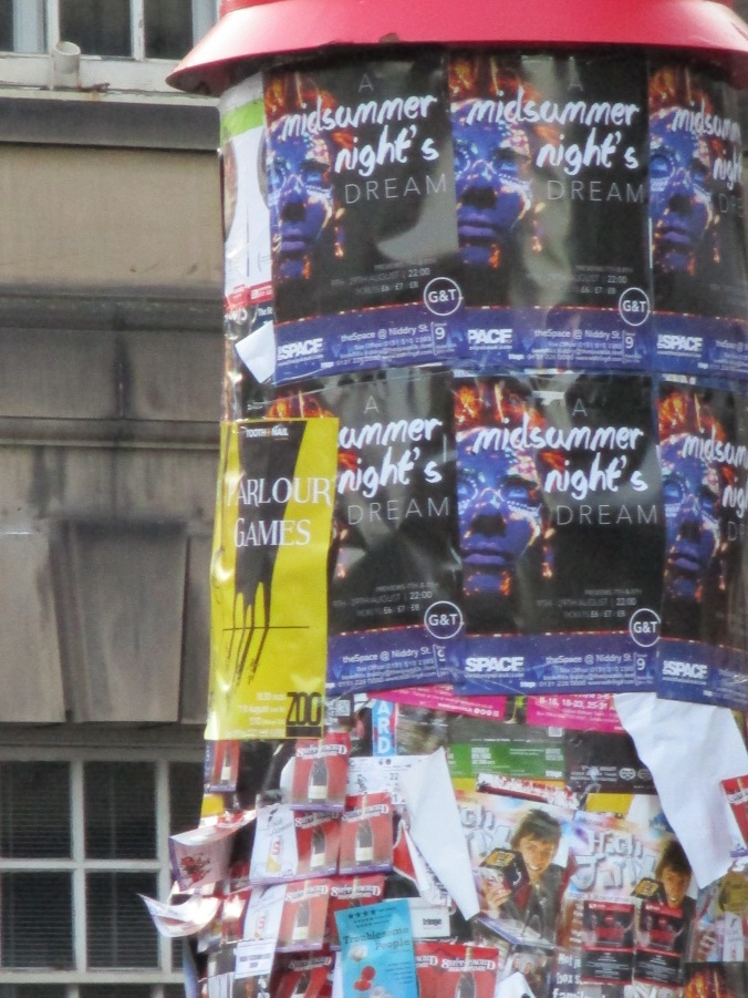 Fringe Event Posters