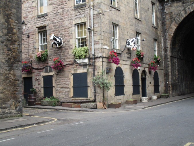 Cowgate - this one I figured out