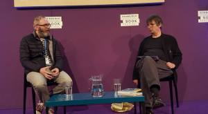 Ian Rankin interviews Stuart David