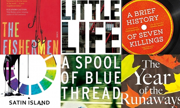 Man Booker Shortlist 2015