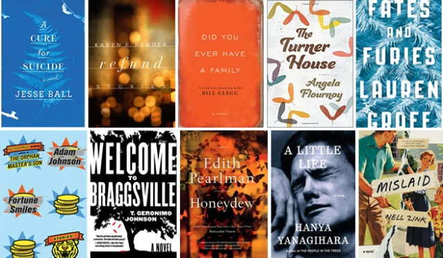 National Book Award Longlist 2015