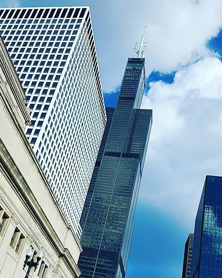 Sears Tower - No, NOT Willis