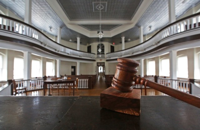 Old Courthouse Museum, Monroeville, AL (Mike Brantley/mbrantley@al.com)