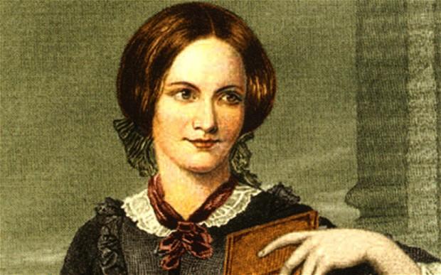 Charlotte Bronte, hot Victorian writer.