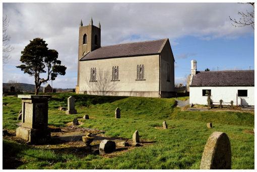 Drumballyroney Church