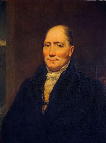 Robert Stevenson 1772 - 1850