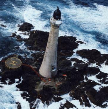 Skerryvore Lighthouse - 1838 - 1844, Alan Stevenson
