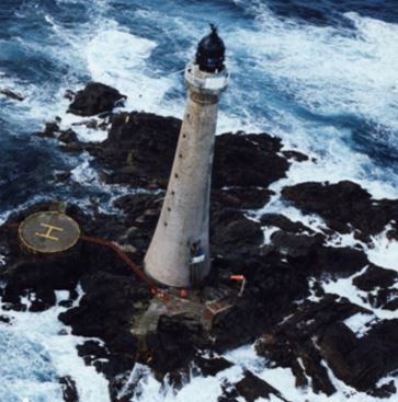 Skerryvore Lighthouse - 1838 - 1844, Alan Stevenson