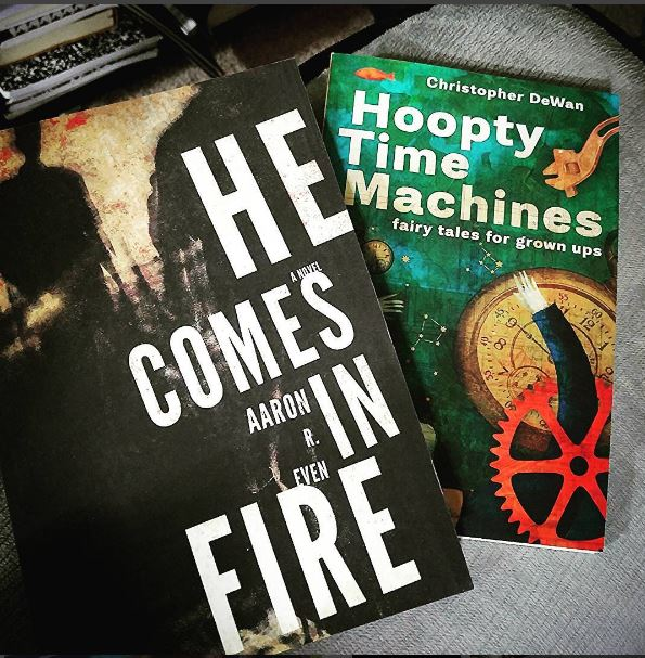 Atticus books feeding my sickness.