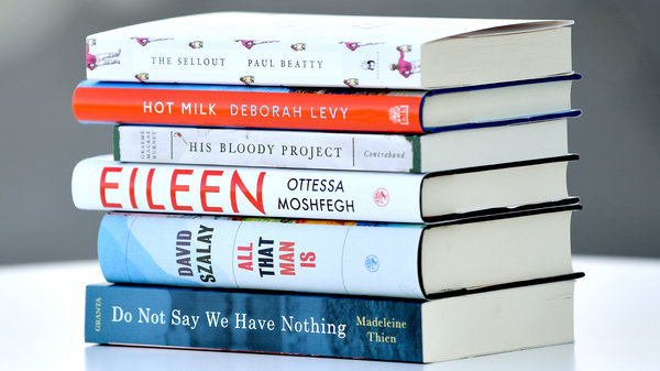 Six novelists have made it to the shortlist, the last step in the Man Booker Prize competition. The 2016 finalists are from Britain, the U.S. and Canada. Gareth Cattermole/Getty Images