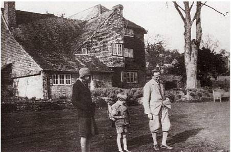 The Milne Family - Cotchford Farm