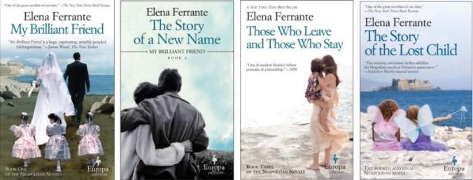 Elena Ferrante's Neopolitan Novels