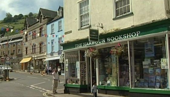 Harbour Bookshop, Dartmouth